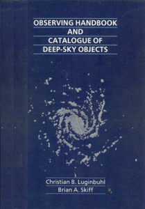 Observing Handbook and Catalogue of Deepsky Objects