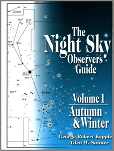 The Night Sky Observer's Guide